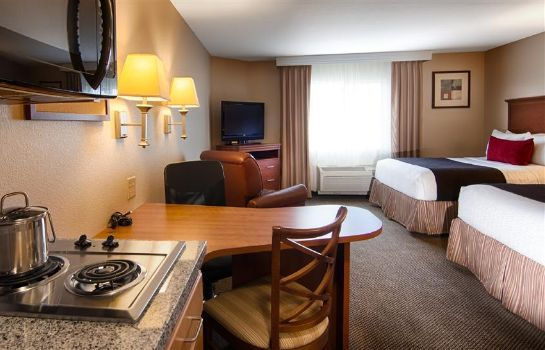 Zimmer BEST WESTERN PLUS WAUSAU ROTHS