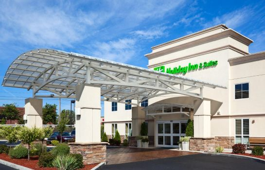 Außenansicht Holiday Inn & Suites ROCHESTER - MARKETPLACE
