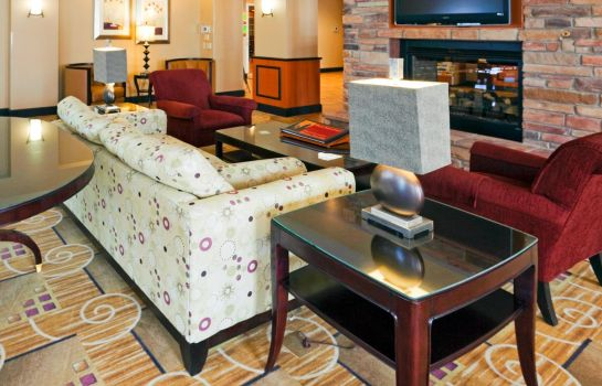 Hotelhalle Holiday Inn & Suites ROCHESTER - MARKETPLACE