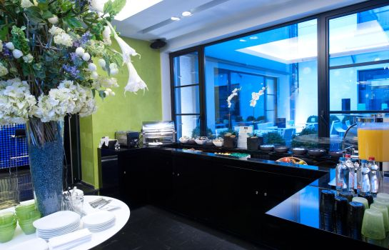 Ontbijtbuffet Be Manos BW Premier Collection