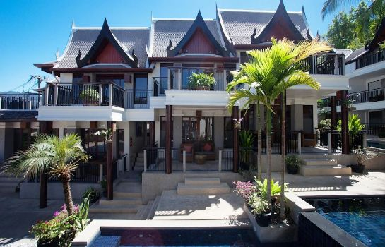 Innenansicht Baan Yin Dee Boutique Resort