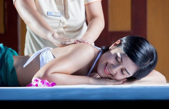 Massageraum Baan Yin Dee Boutique Resort
