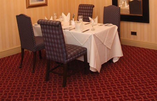 Restaurant Best Western Weston Hall