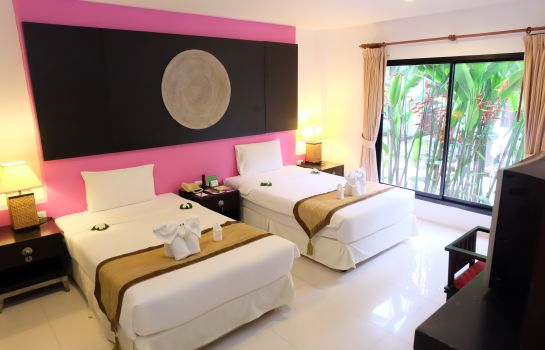 Junior suite Nai Yang Beach Resort & Spa