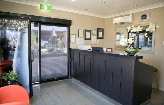 Hall BEST WESTERN ASCOT LODGE MTR