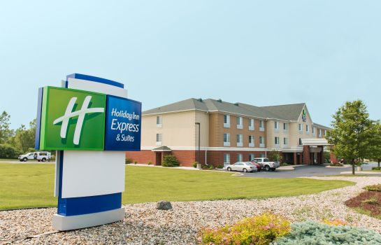 Buitenaanzicht Holiday Inn Express & Suites JACKSON