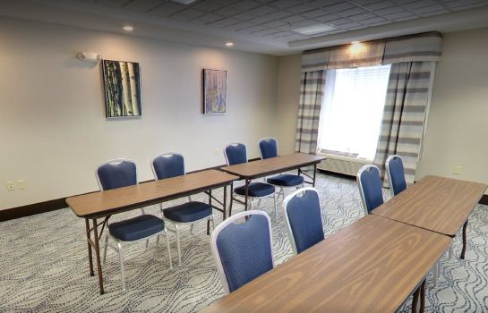 Sala de reuniones Holiday Inn Express & Suites JACKSON