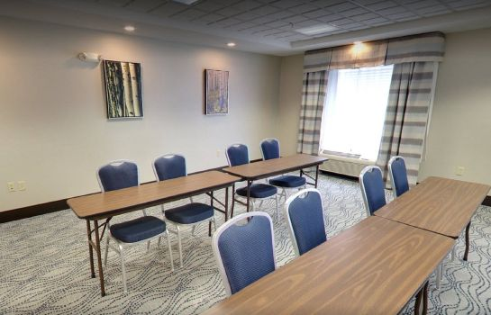 Conference room Holiday Inn Express & Suites JACKSON