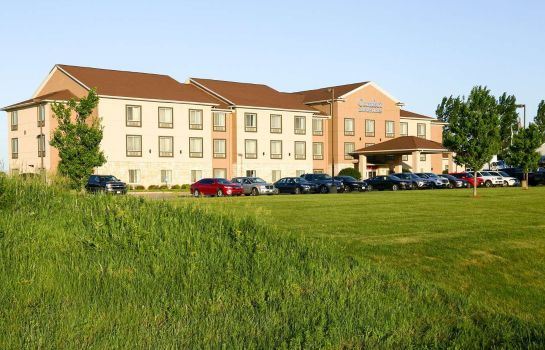 Widok zewnętrzny Comfort Inn & Suites Grinnell