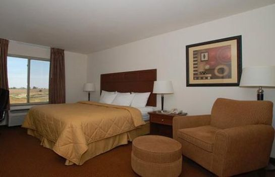 Zimmer Comfort Inn & Suites Grinnell
