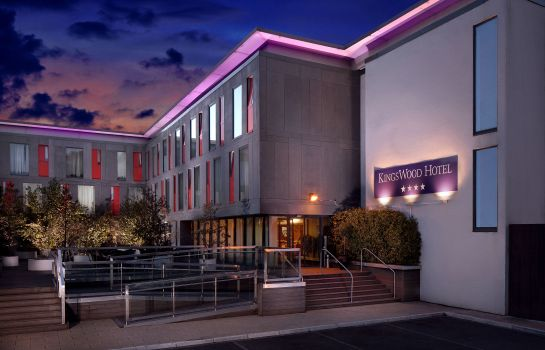 Exterior view Kingswood Hotel Citywest