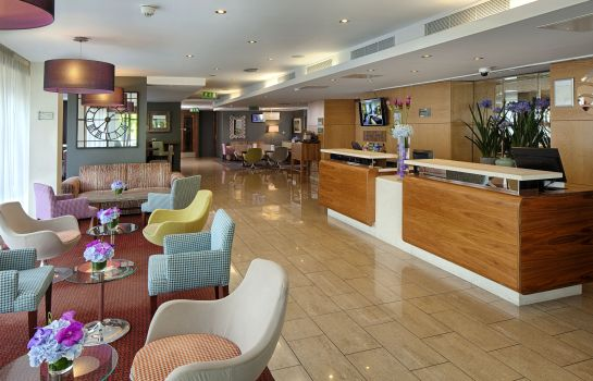 Reception Kingswood Hotel Citywest
