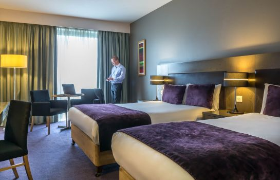 Chambre double (standard) Kingswood Hotel Citywest