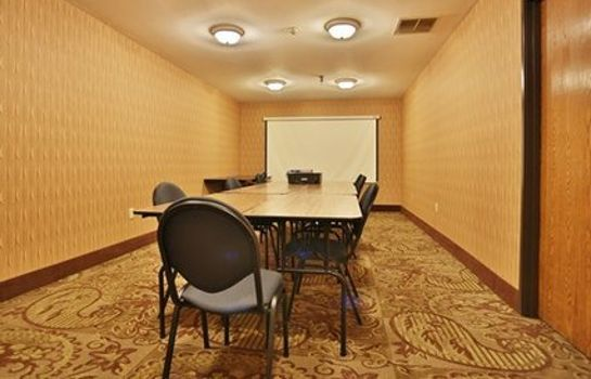 Conference room Quality Inn Carrollton