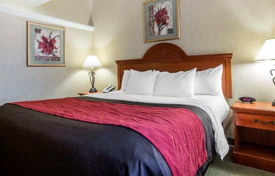 Suite Comfort Inn and Suites adj to Akwesasne
