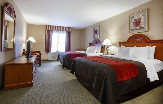 Chambre Comfort Inn and Suites adj to Akwesasne