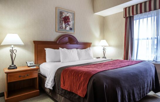 Camera Comfort Inn & Suites adj to Akwesasne Mohawk Casino