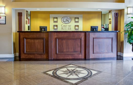 Hall de l'hôtel Comfort Suites Ocala North