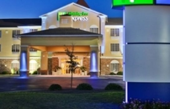 Außenansicht Holiday Inn Express SAVANNAH AIRPORT