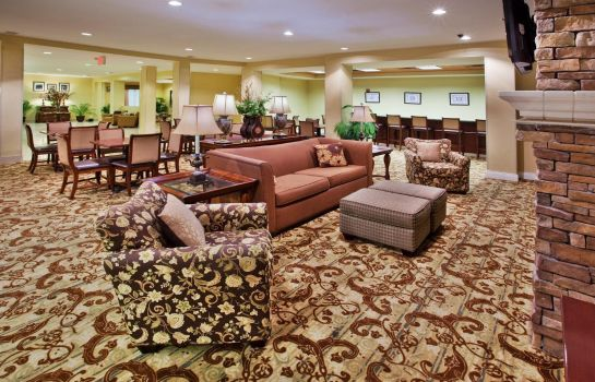 Hotel-Bar Holiday Inn Express SAVANNAH AIRPORT