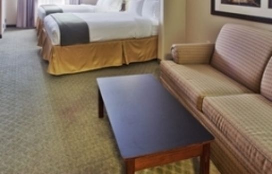 Info Holiday Inn Express SAVANNAH AIRPORT
