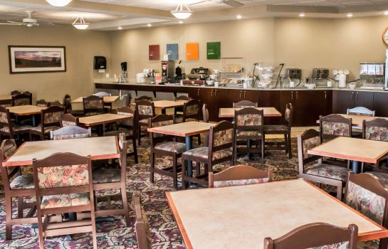 Restaurant Comfort Suites Lake George