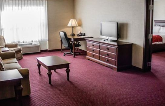 Suite Comfort Suites Lake George