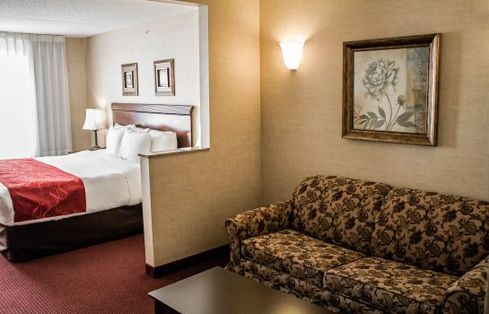 Zimmer Comfort Suites Lake George