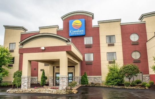 Außenansicht Comfort Inn & Suites Washington