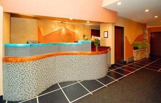 Hotelhalle Comfort Inn & Suites Washington