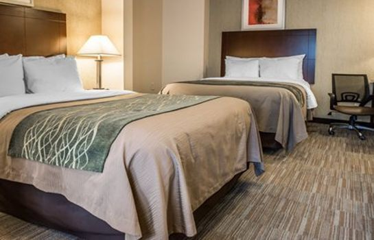 Zimmer Comfort Inn & Suites Washington