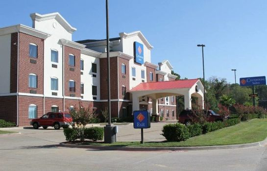 Vista esterna Holiday Inn Express and Suites Longview South I20