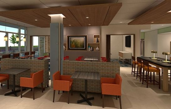 Restauracja Holiday Inn Express and Suites Longview South I20