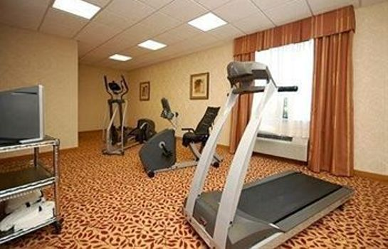 Impianti sportivi Holiday Inn Express and Suites Longview South I20