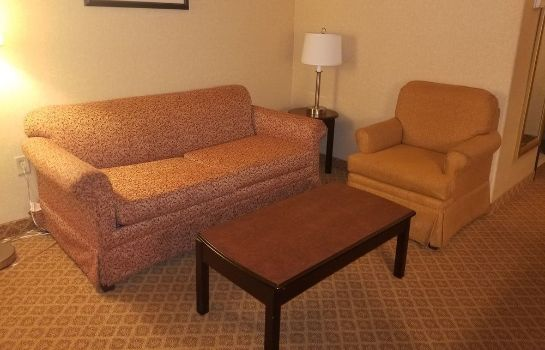 Informacja Holiday Inn Express and Suites Longview South I20