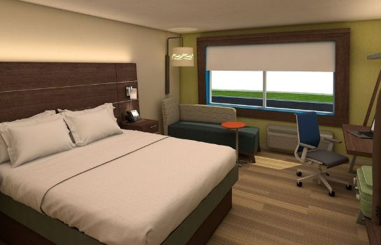 Pokój standardowy Holiday Inn Express and Suites Longview South I20