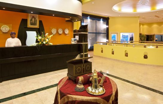 Hotelhalle Golden Tulip Resort Dibba
