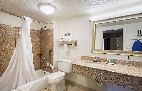 Suite Quality Inn and Suites Greenville - Hayw