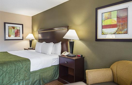 Zimmer Quality Inn and Suites Haywood Mall Area