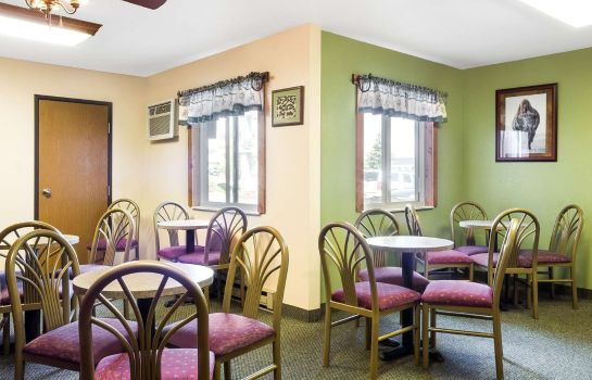 Restaurant Econo Lodge Custer