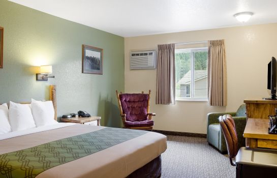 Chambre Econo Lodge Custer
