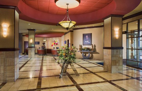 Lobby Embassy Suites by Hilton Charlotte-Concord-Golf Resort - Spa