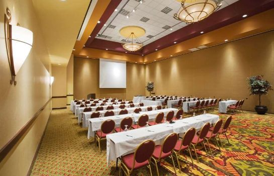 Conference room Embassy Suites by Hilton Charlotte-Concord-Golf Resort - Spa
