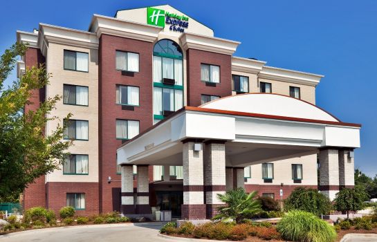 Außenansicht Holiday Inn Express & Suites BIRMINGHAM - INVERNESS 280