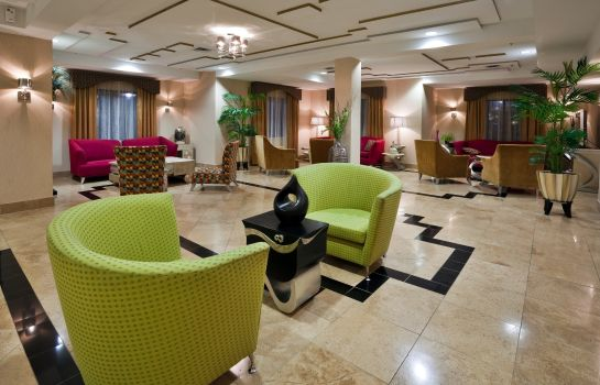 Hotelhalle Holiday Inn Express & Suites BIRMINGHAM - INVERNESS 280