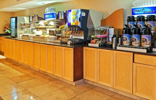Restaurant Holiday Inn Express & Suites BIRMINGHAM - INVERNESS 280