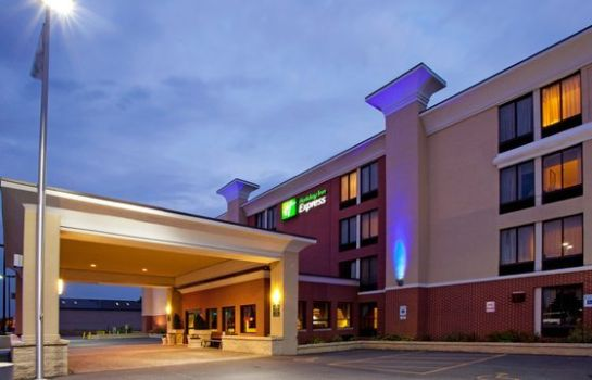 Außenansicht Holiday Inn Express ROCHESTER - GREECE