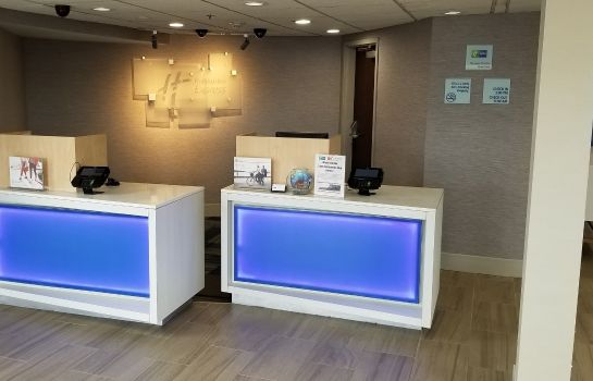 Hotelhalle Holiday Inn Express ROCHESTER - GREECE