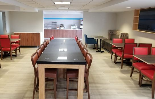 Restaurant Holiday Inn Express ROCHESTER - GREECE