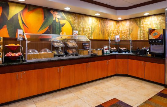 Restaurant Fairfield Inn & Suites Greensboro Wendover